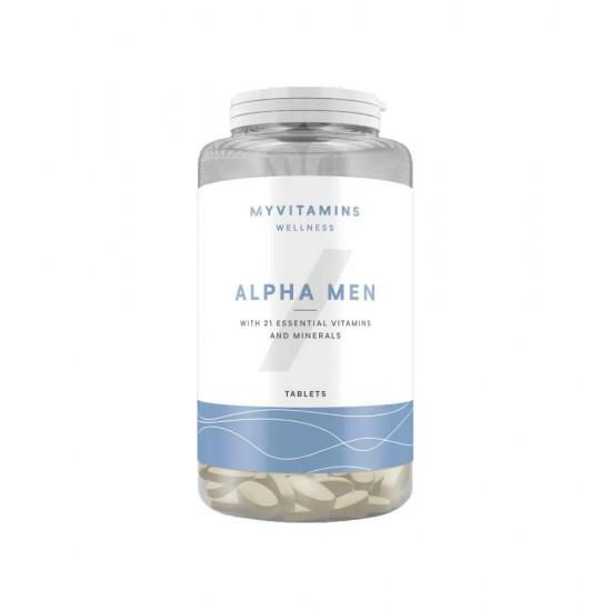 Мультивитамины Alpha Men 120 таб Myprotein