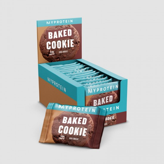 Baked Cookie 12 шт Myprotein