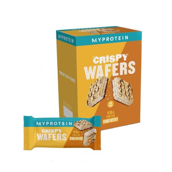 Crispy Wafers 10 шт Myprotein
