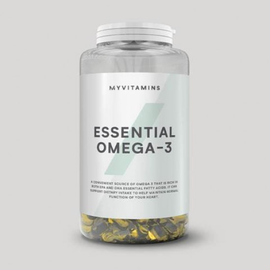 Omega-3 250 кап Myprotein