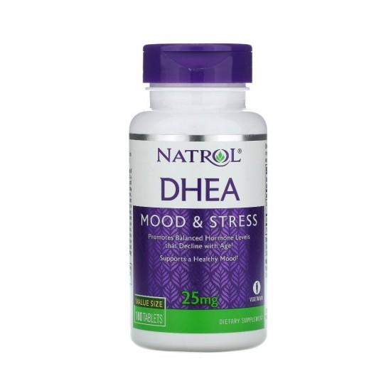DHEA 25 мг 180 таб Natrol