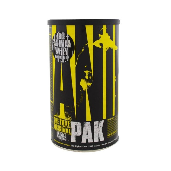 Vitamins Animal Pak 44 пак Universal Nutrition